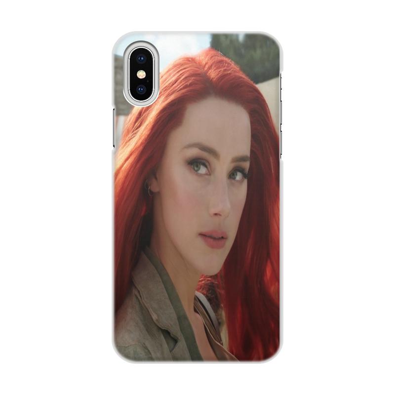 Printio Аквадевушка. чехол для iphone 6 глянцевый printio рыжая девушка на веранде