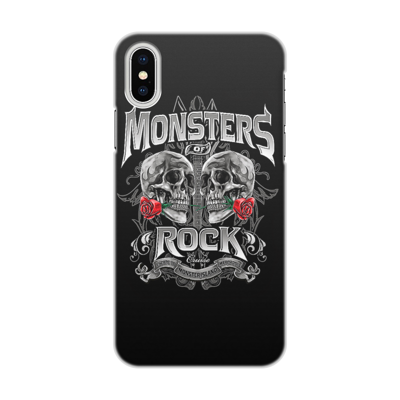 все цены на Printio Музыка. monsters rock онлайн