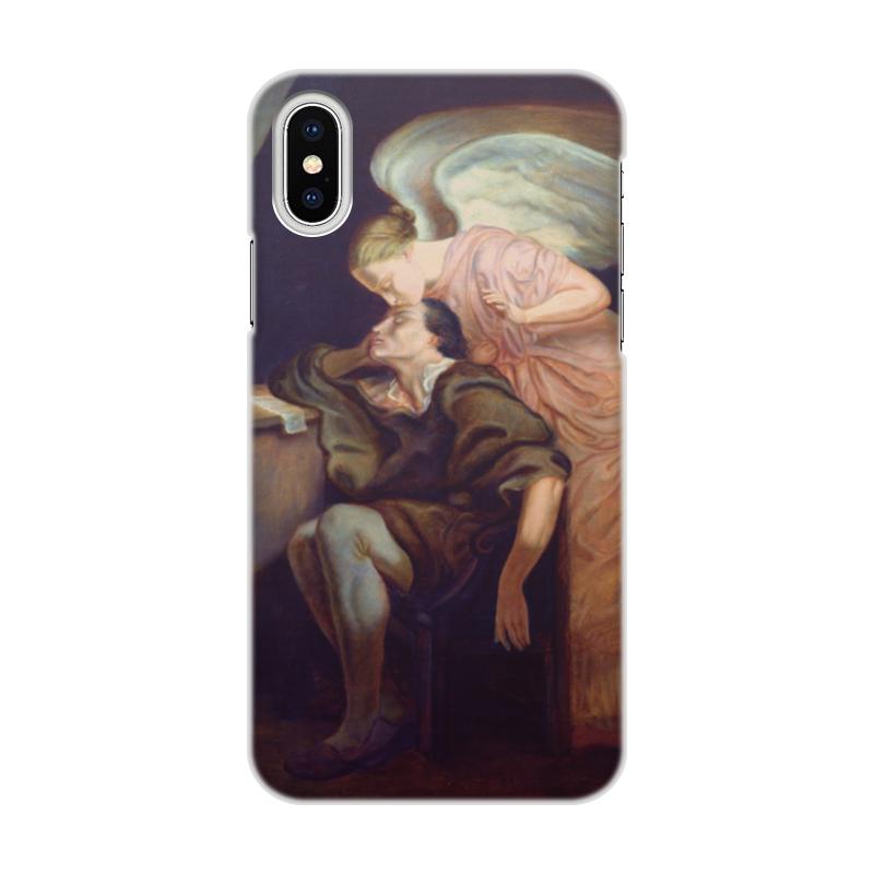 Printio Поцелуй музы (поль сезанн) чехол для iphone 5 printio поцелуй музы