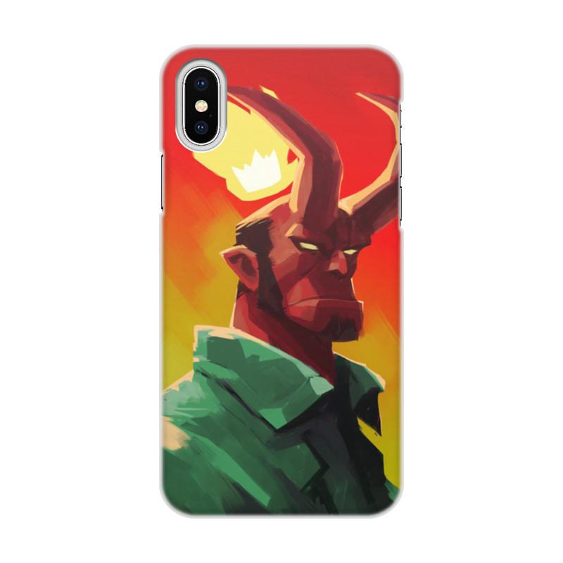 цена Printio Hellboy онлайн в 2017 году