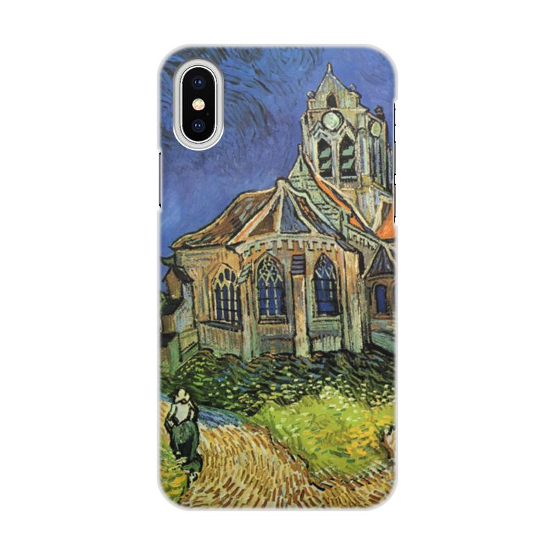 Printio Церковь в овере (винсент ван гог) цена