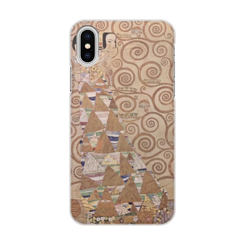 Printio Ожидание (густав климт) чехол для iphone x xs объёмная печать printio древо жизни густав климт