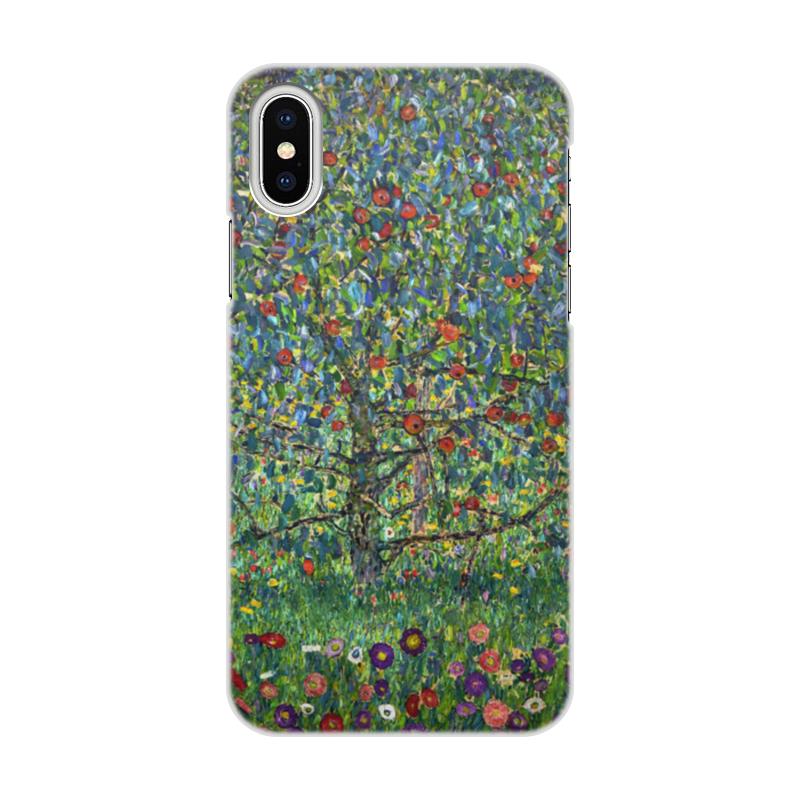 Printio Яблоня i (густав климт) чехол для iphone x xs объёмная печать printio древо жизни густав климт