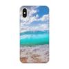"""Чехол для iPhone X/XS, объёмная печать """"Sea Wave"""" - море, волна, пляж, океан, wave"""