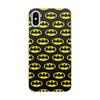 "Чехол для iPhone X/XS, объёмная печать ""Бэтмен"" - batman, бэтмен"
