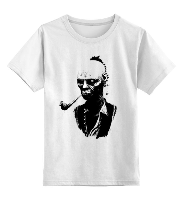 Printio Zombie (зомби) детская футболка классическая унисекс printio рука зомби zombie hand