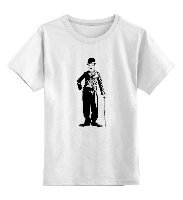 Детская футболка классическая унисекс Printio Чарли чаплин oem 10 144 430 na 626 sma walkie talkie baofeng 5r b6 px 888k uvd1p na 626