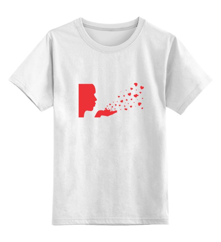 Детская футболка классическая унисекс Printio Дуновение топ italy quelle lascana 798886