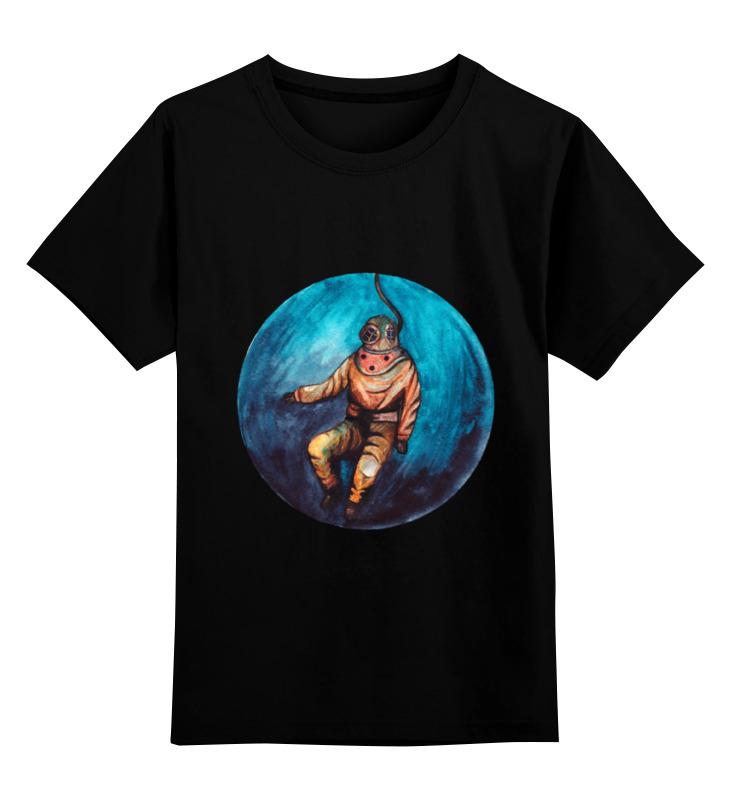 Детская футболка классическая унисекс Printio Waterlife лонгслив printio waterlife