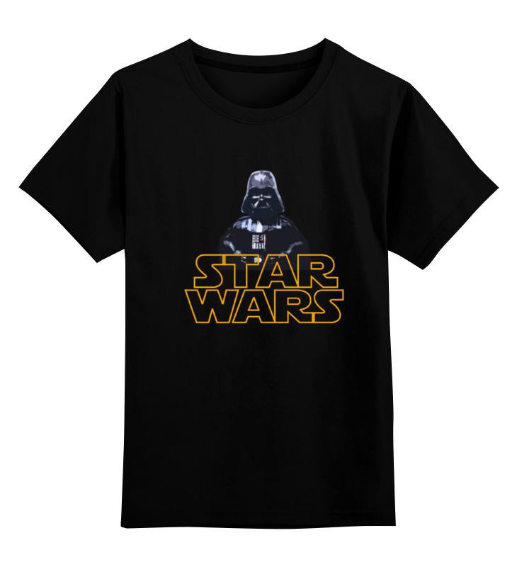 Детская футболка классическая унисекс Printio Star wars. darth vader футболка классическая printio darth vader star wars