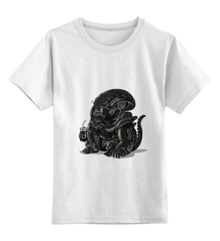 Printio Fat alien детская футболка классическая унисекс printio fat venom