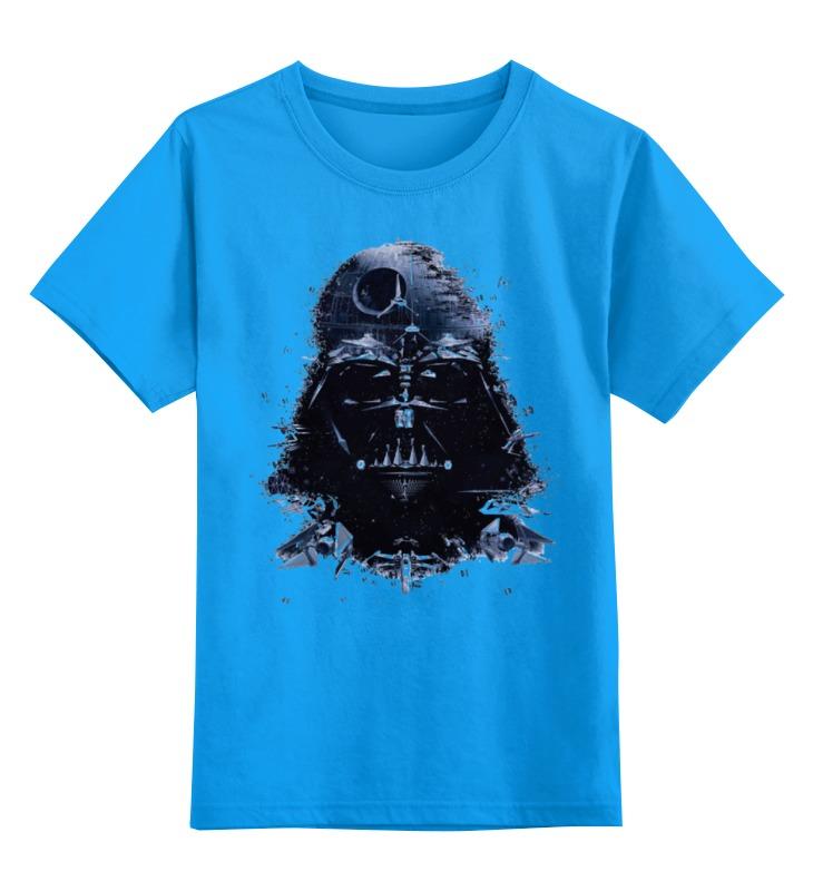 Детская футболка классическая унисекс Printio Звездные войны цена