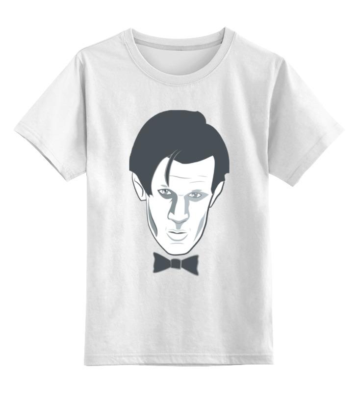 Детская футболка классическая унисекс Printio Доктор кто (doctor who) doctor who players