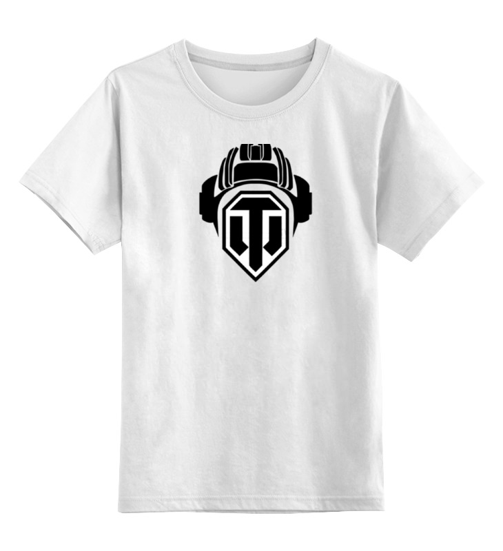 Детская футболка классическая унисекс Printio World of tanks #7 цена и фото