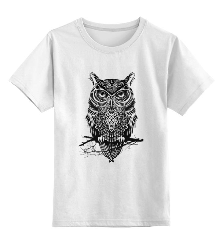 Printio Оld owl цена и фото