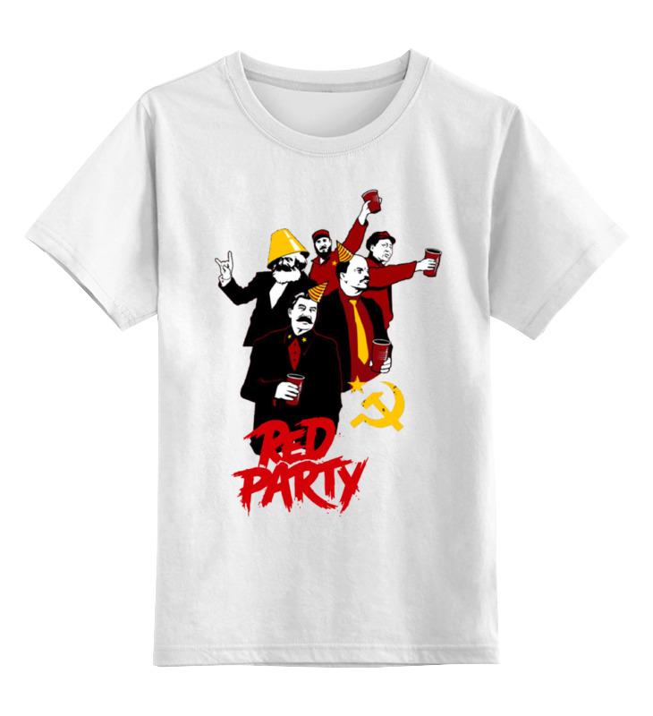 Printio Red party цена и фото