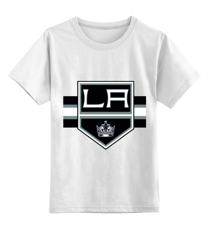 Детская футболка классическая унисекс Printio Лос-анджелес кингс футболка wearcraft premium printio los angeles kings nhl usa