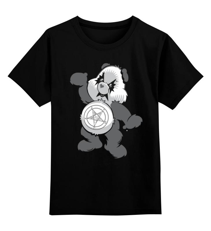 Детская футболка классическая унисекс Printio Мишка kiss детская футболка классическая унисекс printio мишка в цветах