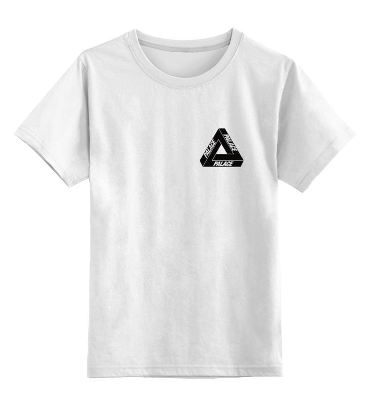 Детская футболка классическая унисекс Printio Palace футболка palace оригинал