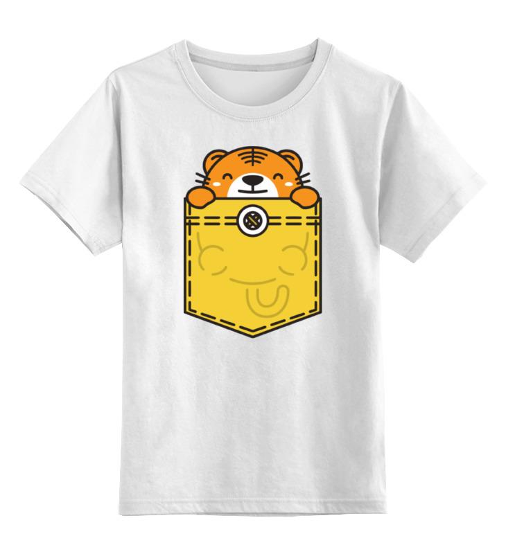 Printio Тигренок футболка wearcraft premium printio тигренок