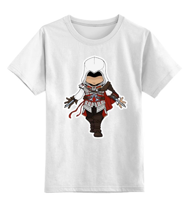 Детская футболка классическая унисекс Printio Кредо ассасина детская футболка классическая унисекс printio assassins creed