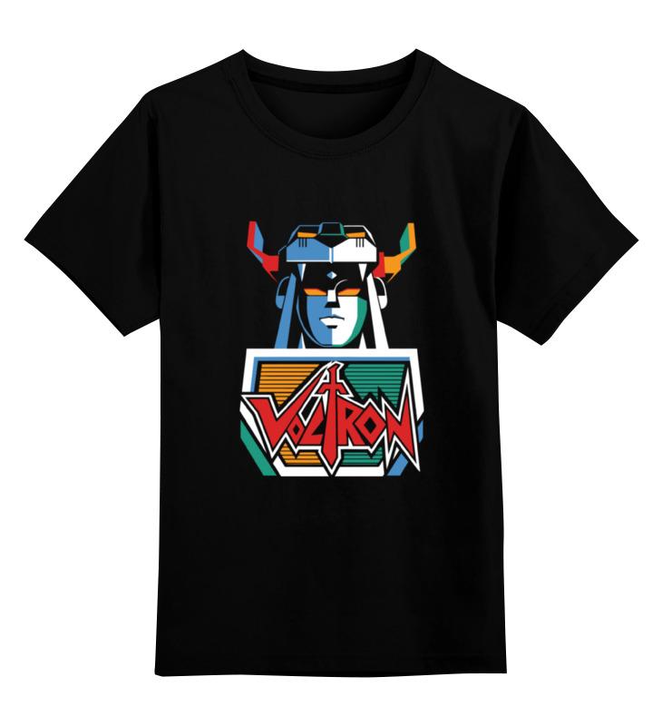 Детская футболка классическая унисекс Printio Вольтрон (трансформеры) конструктор lepin вольтрон 16057