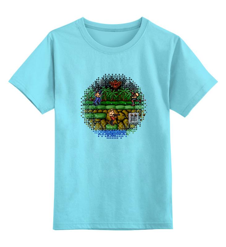 Детская футболка классическая унисекс Printio Contra а в сухово кобылин pro et contra