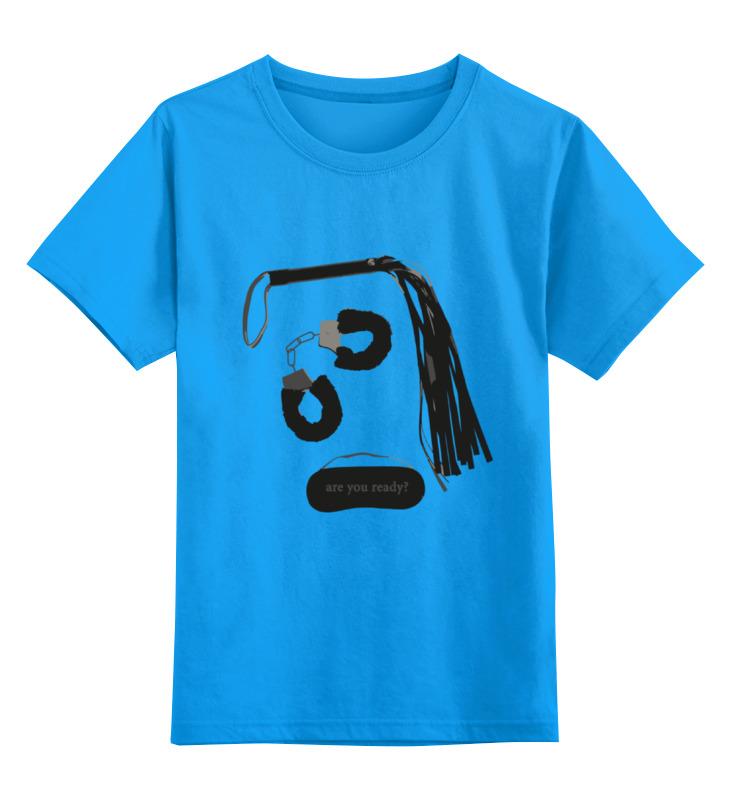 Детская футболка классическая унисекс Printio 50 оттенков серого (fifty shades of grey) детская футболка классическая унисекс printio 50 оттенков серого fifty shades of grey