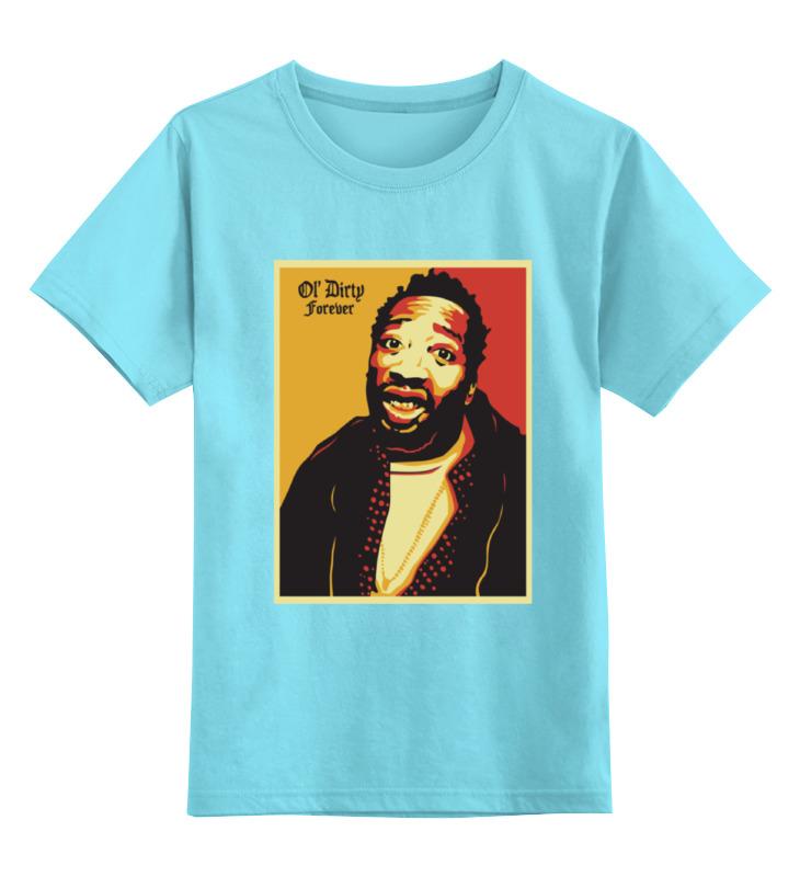Детская футболка классическая унисекс Printio Ol dirty bastard (odb)