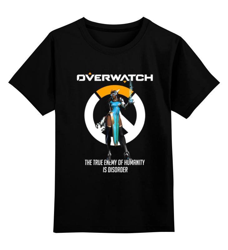 Printio Overwatch. симметра детская футболка классическая унисекс printio overwatch