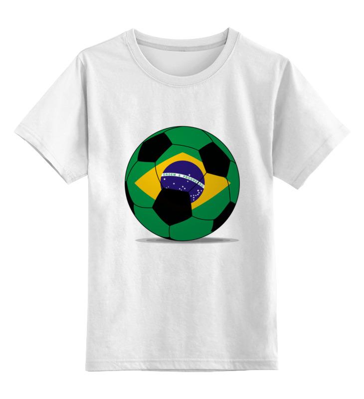 Printio Футбол бразилия