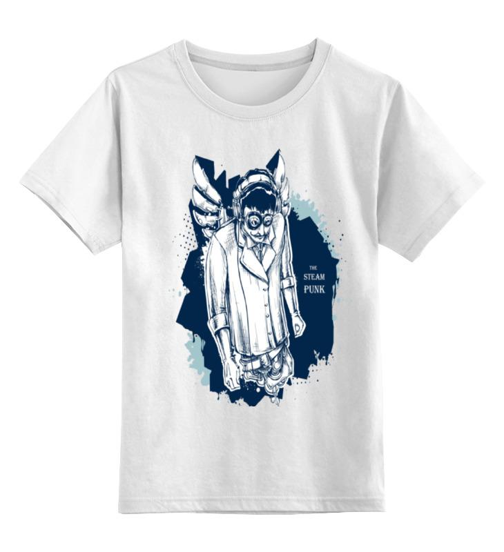Детская футболка классическая унисекс Printio The steampunk детская футболка классическая унисекс printio the cure wish