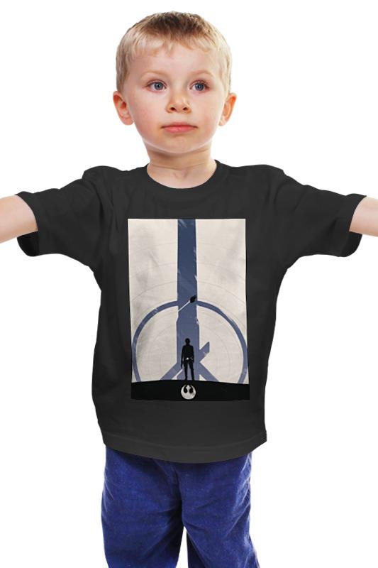 Детская футболка классическая унисекс Printio Star wars han solo / звездные войны хан соло фигура star wars звездные войны хан соло 79 см