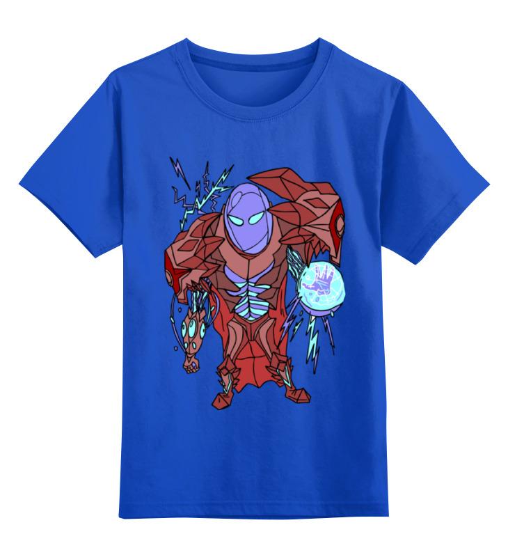 Детская футболка классическая унисекс Printio Арк вардэн фан арт арк андреев многопроцессорные вычислительные системы