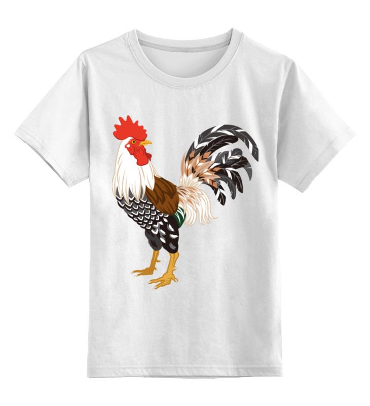 Детская футболка классическая унисекс Printio Новый год 2017 цена и фото
