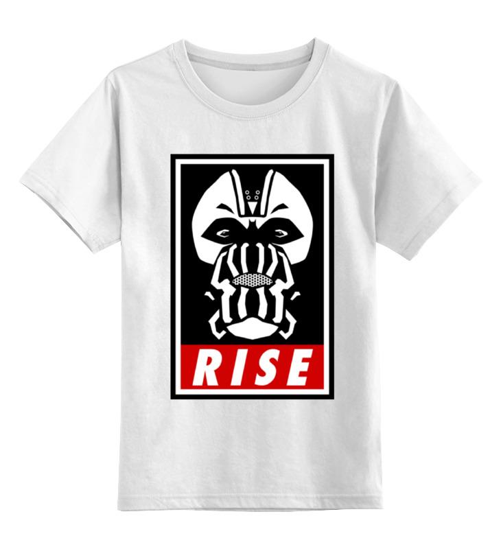 Детская футболка классическая унисекс Printio Bane (obey) сумка printio bane obey