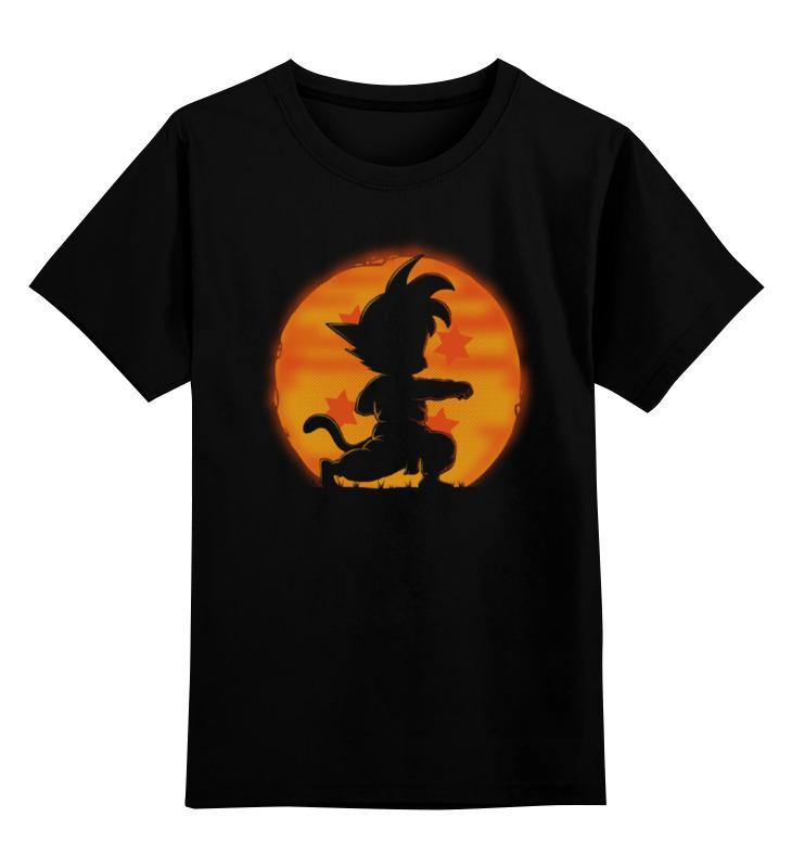 Детская футболка классическая унисекс Printio Сон гоку детская футболка классическая унисекс printio мачете