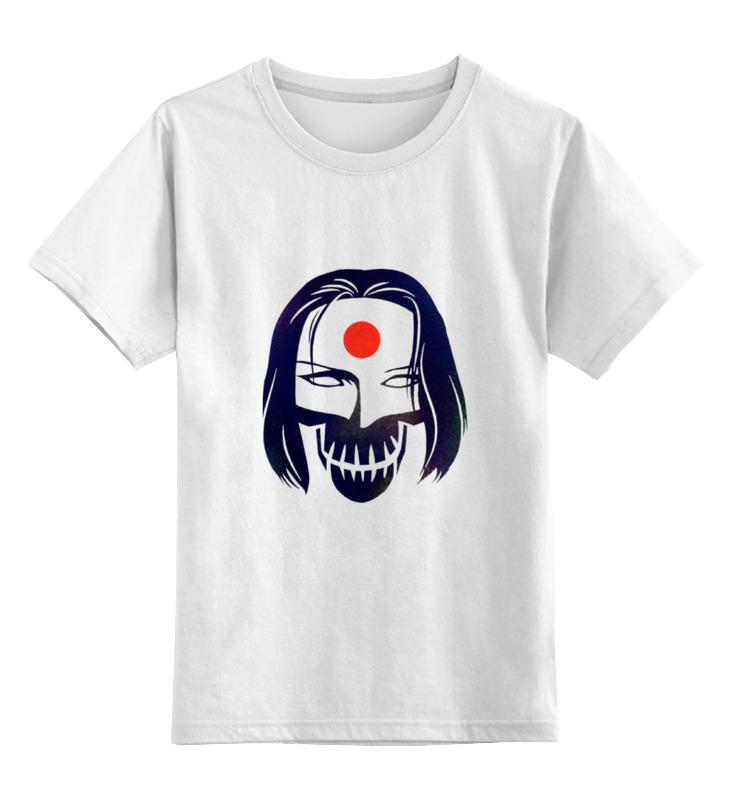 Детская футболка классическая унисекс Printio Катана