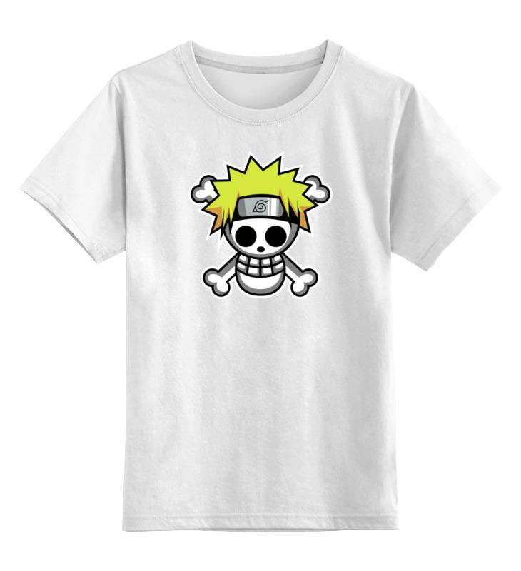 Детская футболка классическая унисекс Printio соломенная шляпа (большой куш) шляпы krife шляпа