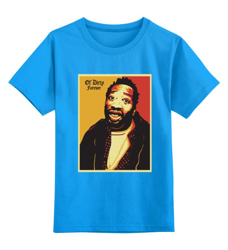 Детская футболка классическая унисекс Printio Ol dirty bastard (odb) ol