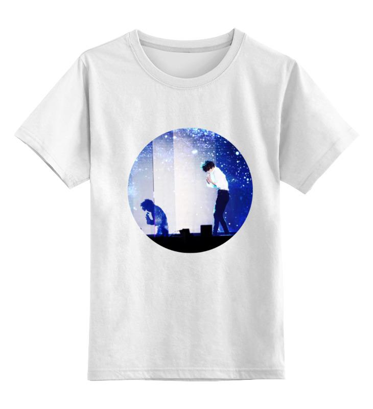 Детская футболка классическая унисекс Printio Exo-kai new drop 2015 exo d70907
