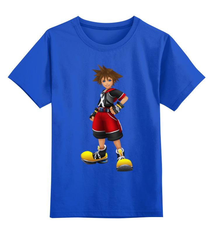 Детская футболка классическая унисекс Printio Супергерой