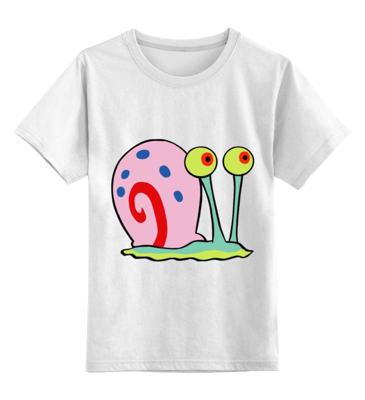 Детская футболка классическая унисекс Printio Гэри уилсон младший детская футболка классическая унисекс printio спанч боб