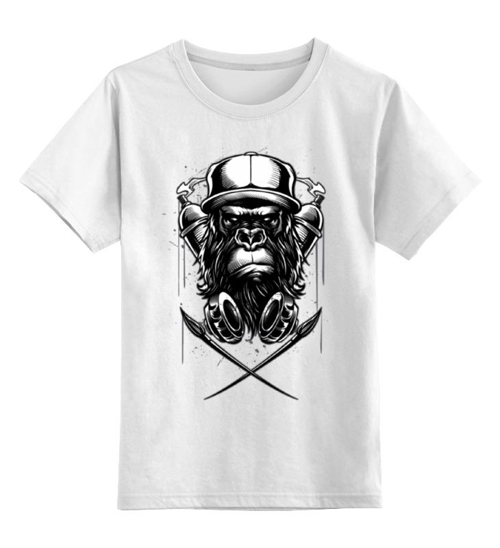 Детская футболка классическая унисекс Printio Граффити арт детская футболка классическая унисекс printio мотоцикл
