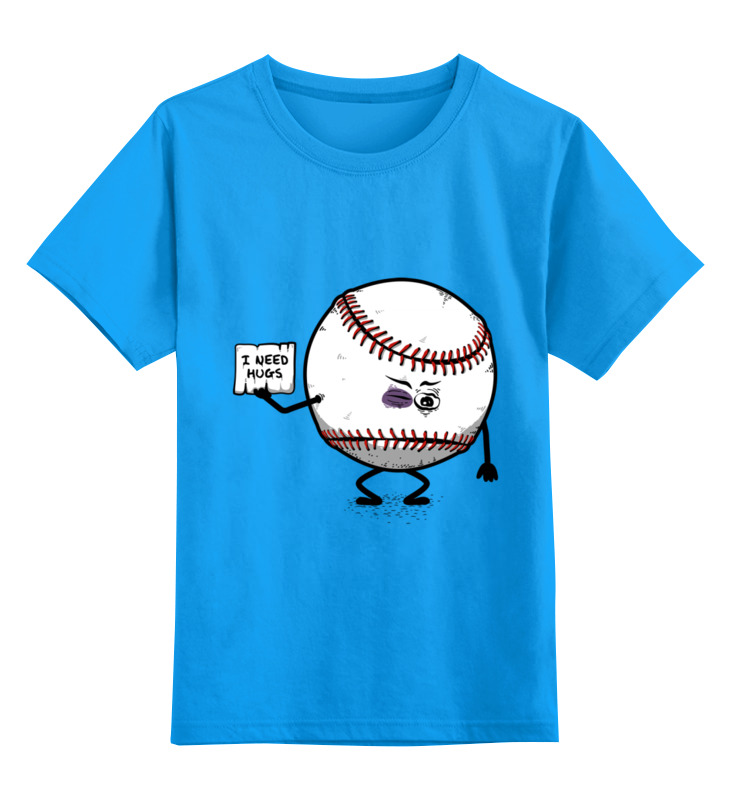 Детская футболка классическая унисекс Printio help me детская футболка классическая унисекс printio try me