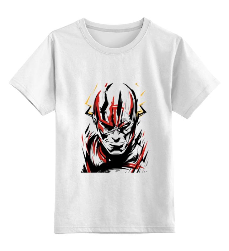 Детская футболка классическая унисекс Printio Flash (вспышка или молния) вспышка sunpak pz42x digital flash for sony