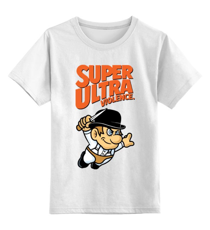 Printio Заводной апельсин (a clockwork orange) детская футболка классическая унисекс printio заводной апельсин a clockwork orange