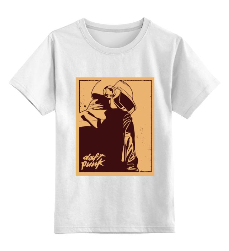 Детская футболка классическая унисекс Printio Daft punk детская футболка классическая унисекс printio мачете