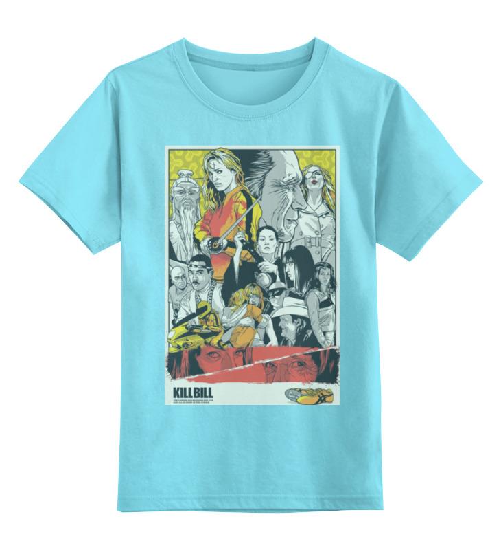 Детская футболка классическая унисекс Printio Kill bill футболка классическая printio kill bill 2