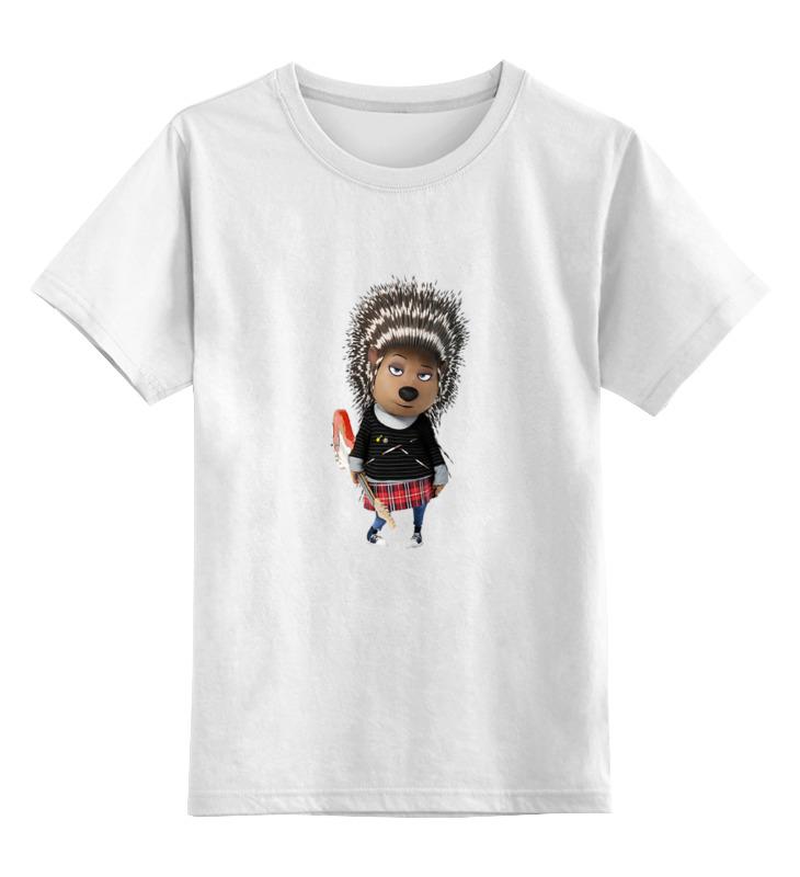 Детская футболка классическая унисекс Printio Дикообраз эш детская футболка классическая унисекс printio мачете
